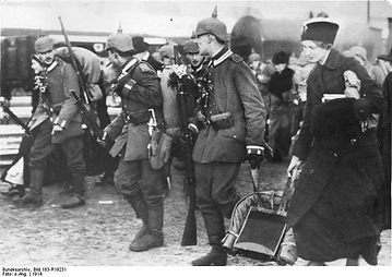 German Reservists –Western Front Witness –July Crisis -Causes of WW1 –How Did WW1 Start?- Outbreak of WW1