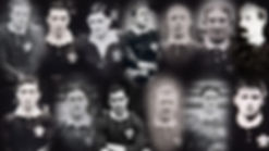 Welsh Rugby Team 1914–Western Front Witness– WW1 Sporting Contributions-Football Remembers