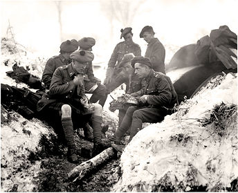 Soldiers Suffer in Winter–Western Front Witness–Life in Trenches-Trench Warfare WW1-WW1 Trench Life