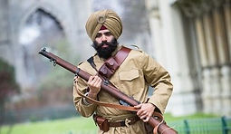 WW1 Sikh Warrior –Western Front Witness –Latest WW1 News –WW1 Stories -Centenary WW1