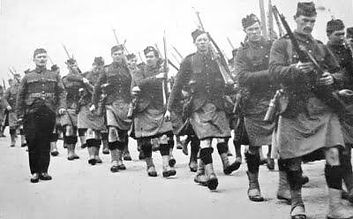 51st Highland Division–Western Front Witness–Casualties of WW1-WW1 Heroes-British Casualties WW1