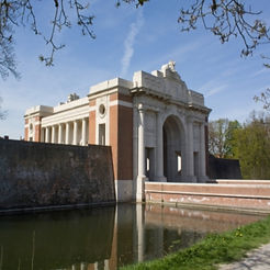 Menin Gate at Ypres – Western Front Witness - WW1 Battlefields Audio Guide – Ypres Witness - WW1 Sites to visit