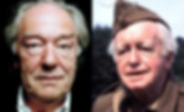 Dads Army Arnold Ridley & Michael Gambon–Western Front Witness– Famous WW1 Soldiers-WW1 Poets- Famous People in WW1