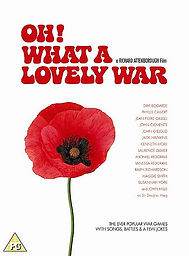 Oh What a Lovely War–Western Front Witness– Famous WW1 Soldiers-WW1 Poets- Famous People in WW1