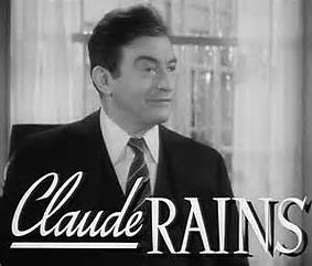 Claude Rains–Western Front Witness– Famous WW1 Soldiers-WW1 Poets- Famous People in WW1