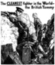 Sunlight Soap Advert–Western Front Witness–Propaganda in WW1-Censorship in WW1-DORA WW1
