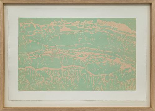 "Line Anda Dalmar, ""Mosaic Canyon"""