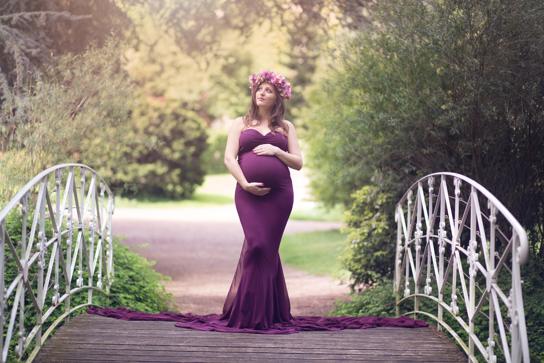 Séance photo grossesse extérieur