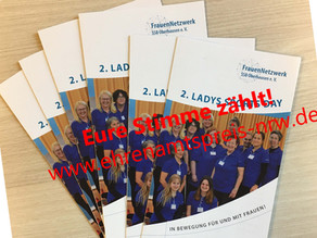 Jede Stimme zählt! Ehrenamtspreis NRW Ladys Sports Day