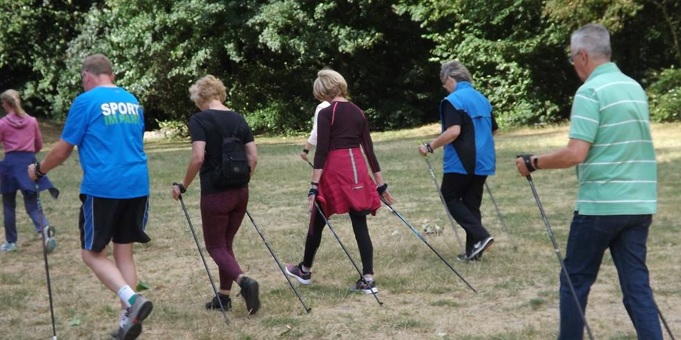Nordic Walking 10.00-11.00 Uhr