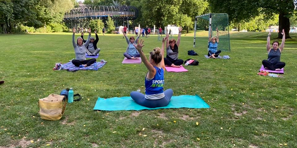 Yoga, 19:00-20:00 Uhr