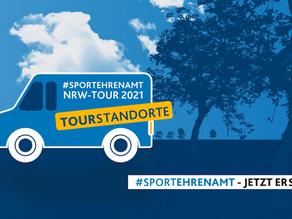 Das Budo-Sport-Center Oberhausen 1977 e.V. wird Gastgeber der #SPORTEHRENAMT-NRW-TOUR 2021