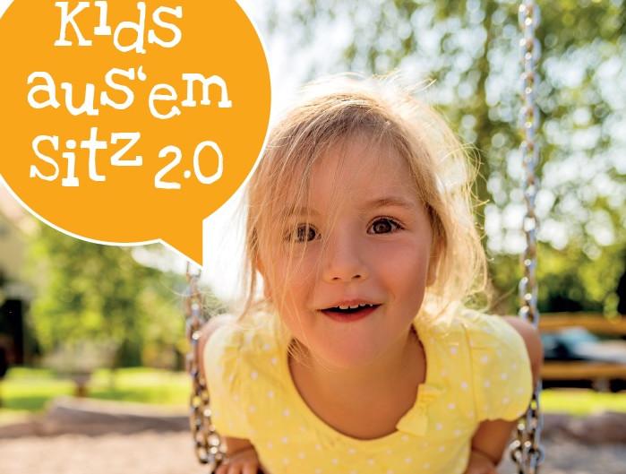 Vier weitere Kindertageseinrichtungen mit dem Zertifikat Kids aus´em Sitz ausgezeichnet