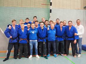 Unterstützung für die 2. Bundesliga: Siloxa AG ist Sponsor des Judo-Team Holten