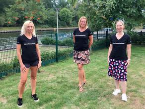 """SSB FrauenNetzwerk meets Judo-Team Holten: """"Schweigen schützt die Falschen!"""""""