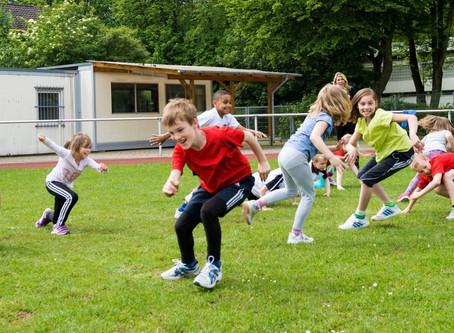Aktion KIBAZ für Kinder von 3-8 Jahren
