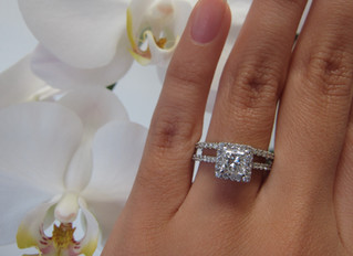 Engagement Rings and What's Trending.
