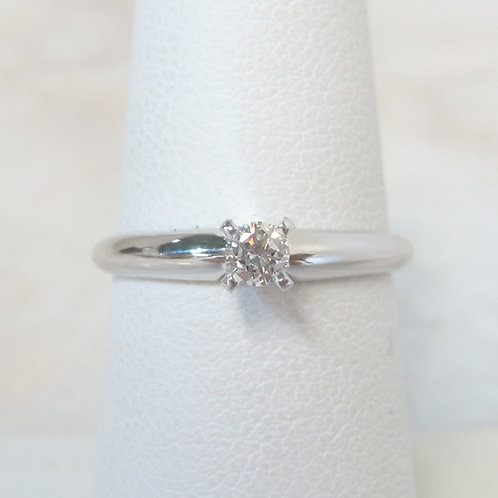 .15ct White Gold Engagement Ring