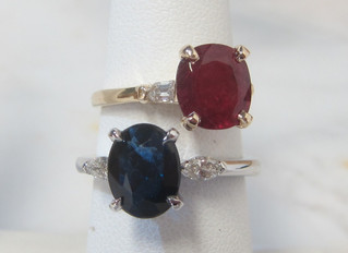 Birthstones make an excellent gift