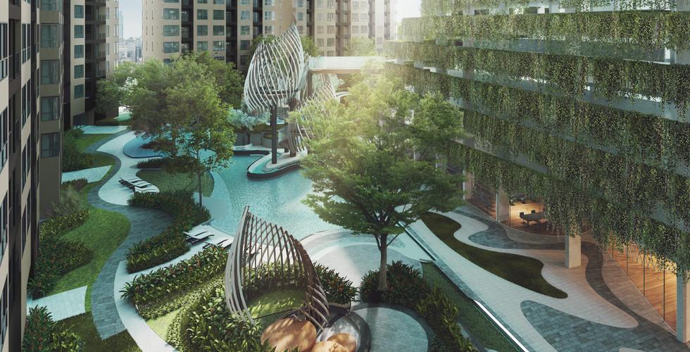 04_Ananda Elio Del Pool & Nest Garden-HI