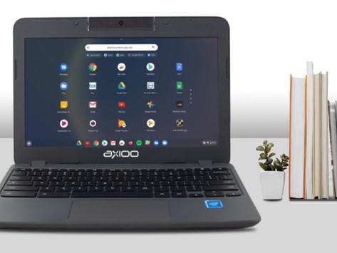 Axioo Indonesia Resmi Rilis Chromebook! Berikut Cek Spesifikasinya