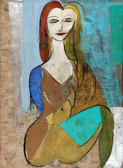 Blue Meditation (Cat. 13192)