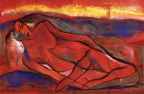 Sleeping Ariadne (Cat. 0370)