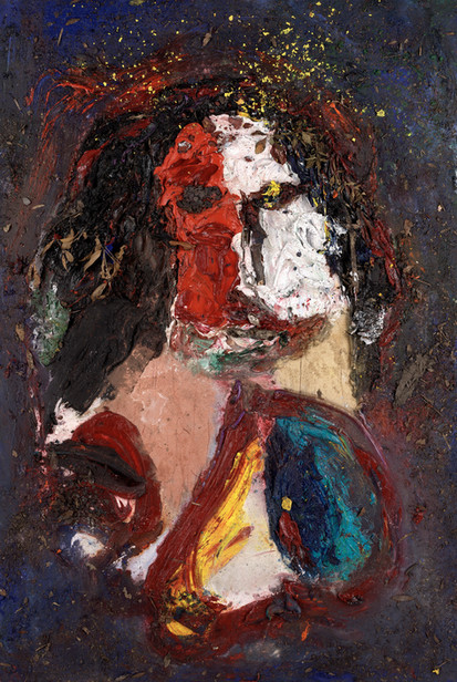Celestial Voice (Self-Portrait) (Cat. 9114)