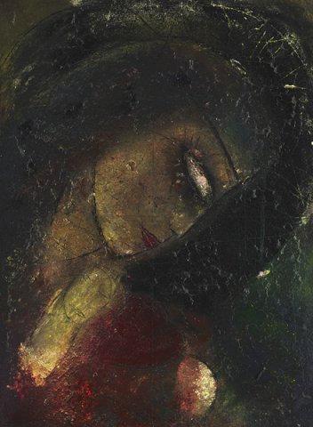 Ophelia's Heart (Cat. 3111)
