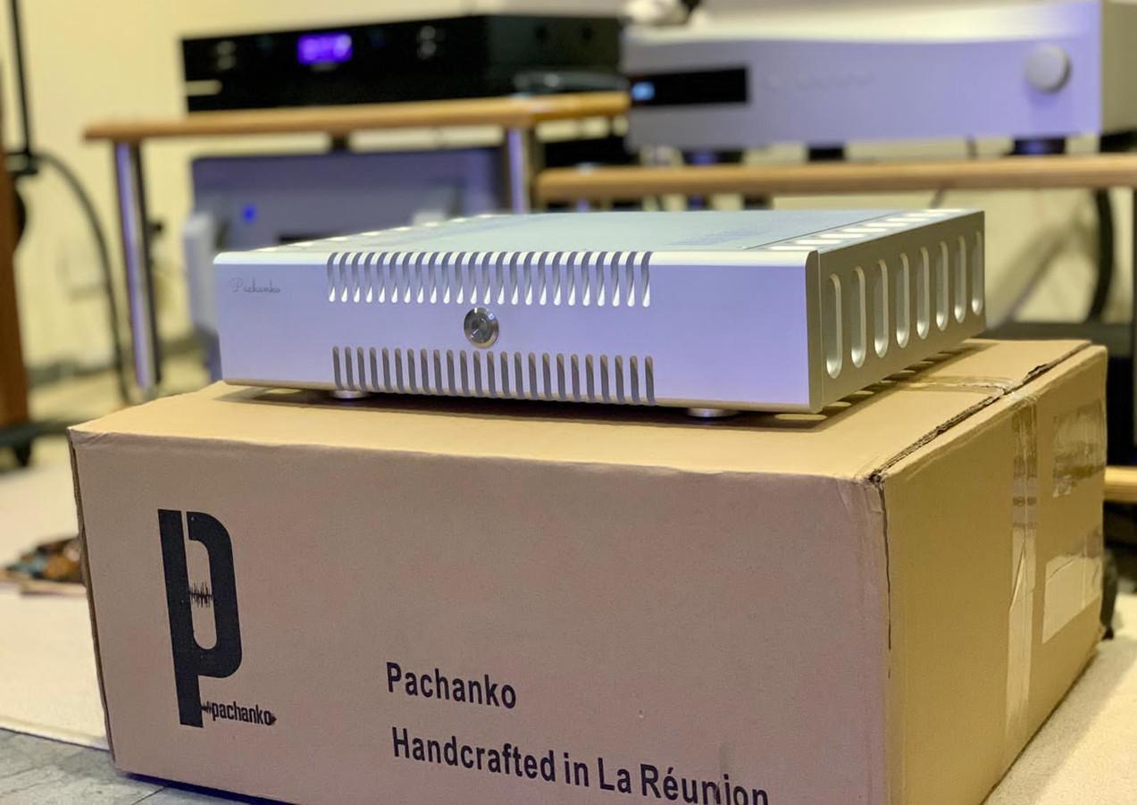 Pachanko SE Linear power supply