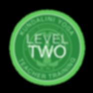 Kundalini Yoga Teacher Training Level Two KRI logo