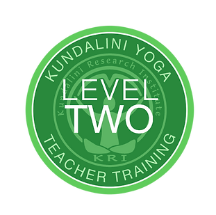 Kundalini Yoga Teacher Training Level Two KRI logo