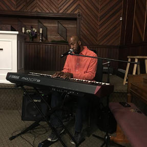 Ministering in Music