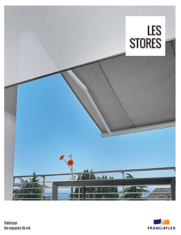 Devanture catalogue stores _ franciaflex