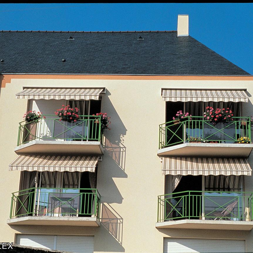 store terrasse minisuper