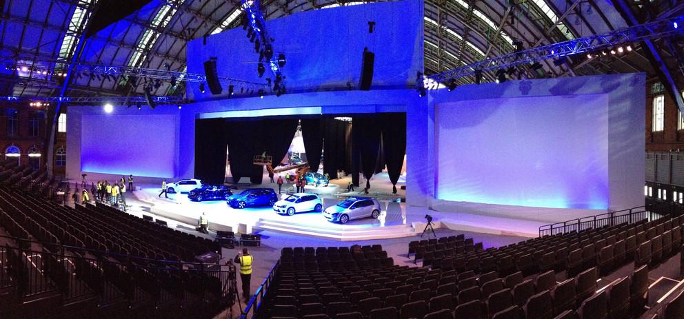 VW Large Car Show