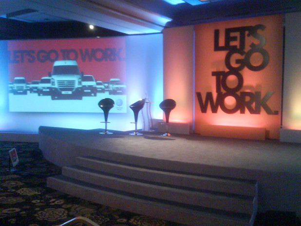 VW Show Stage