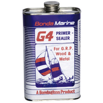 Bonda Marine G4 Primer - Sealer for G.R.P. Wood & Metal