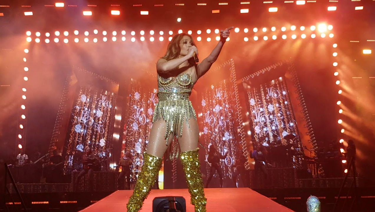 JLO It's My Party Tour