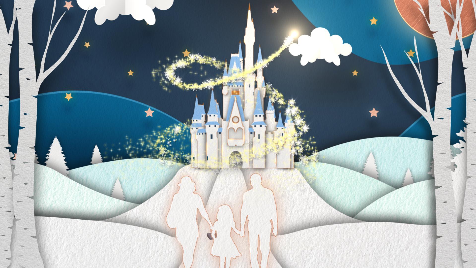 Disney Parks Magical Holiday Celebration