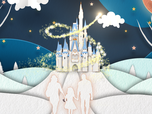 Disney Parks Magical Holiday Celebration