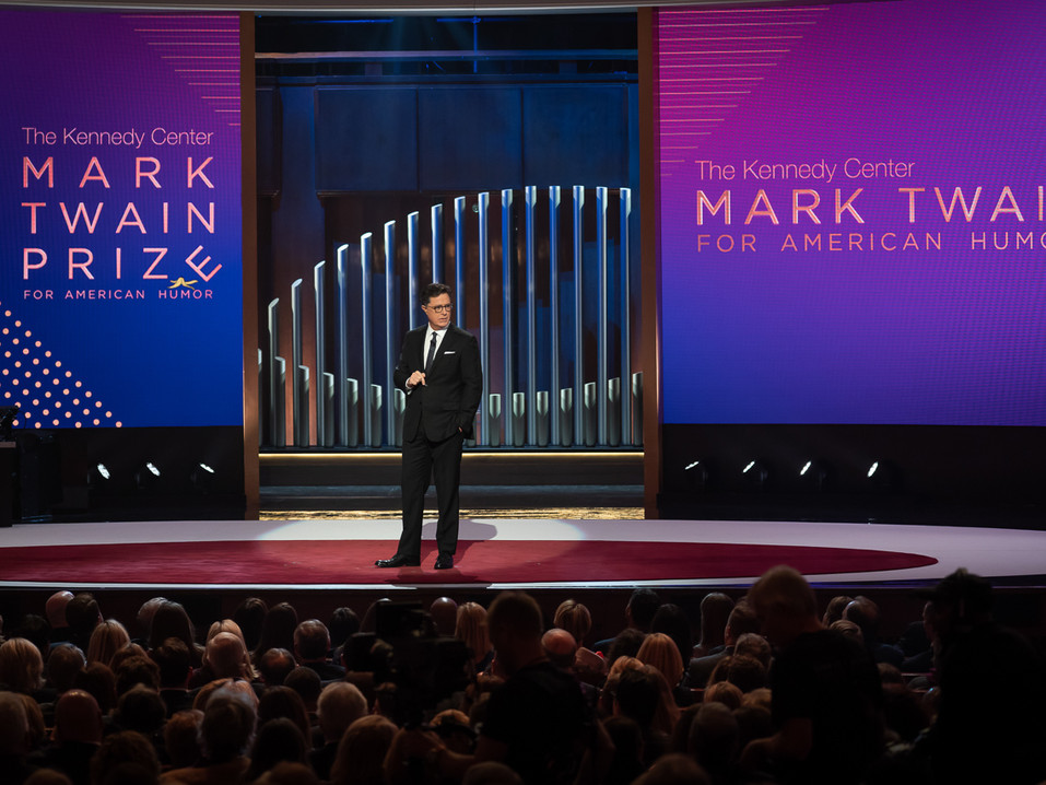 Mark Twain Prize 2018