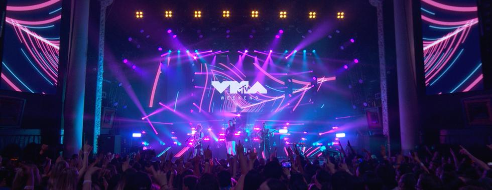 MTV VMA Weekend 2017