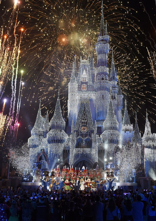Disney Parks Holiday Special