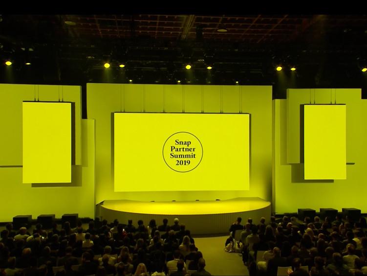 Snapchat Partner Summit