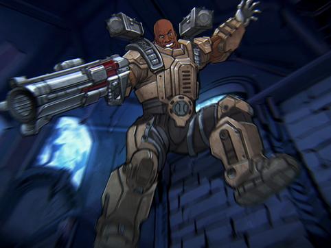 Quake Champions: Keel's Story