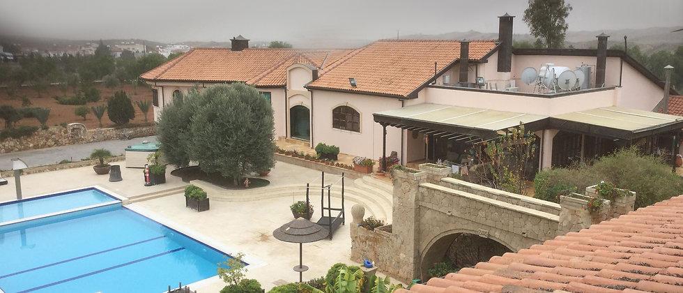 Big Villa with 37 Donems, Turk Title