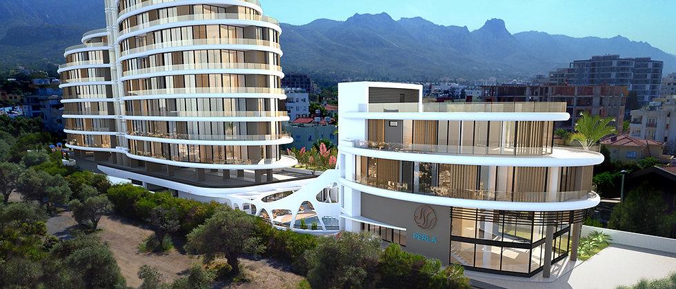 Luxurious Residence with beautiful panoramic views over Kyrenia...