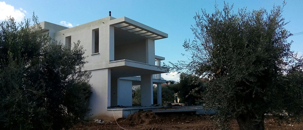 Four Bedroom Villa 240m2 with swimming pool 5x10m2-£350,000