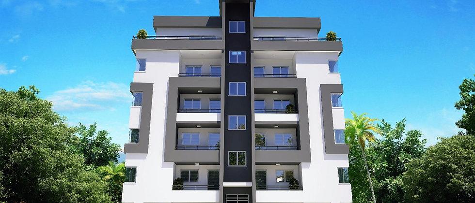 Kaliland Merkez Aparts 2+1 Bedroom INVESTMENT